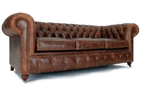 vintage leather chesterfield sofa home furniture design