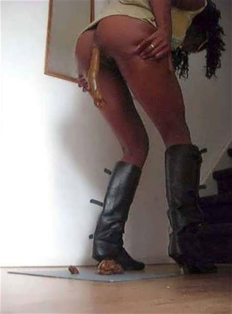 Girl Panty Poop