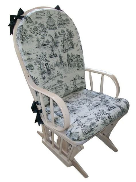 slipcover for glider rocking chair items similar to top rocking chair slipcover on etsy