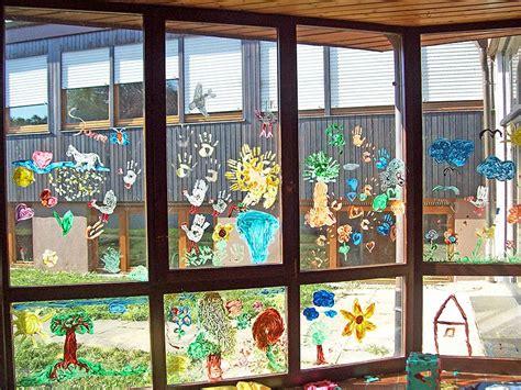 Herbst Fingerfarbe Fenster by Gemeinde Reute Druckversion Formulare