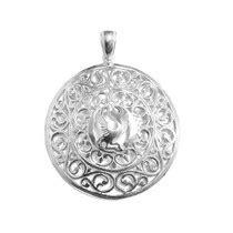 Ювелирный магазин - Серебряные украшения.