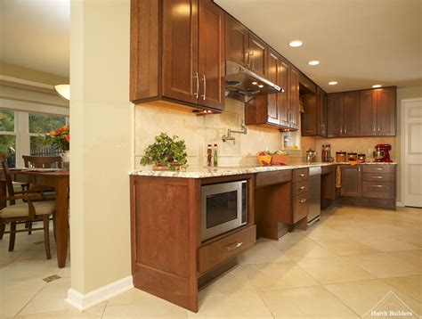 handicap kitchen design lansdale ada kitchen and bathroom harth builders 1543