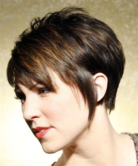 New Trendy Short Hairstyles with Bangs Short Hairstyles 2019