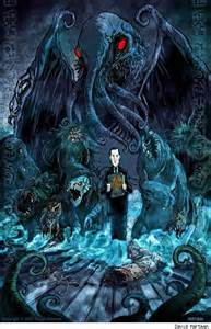 H.P. Lovecraft and H.R. Giger: How Their Dreams Became Our