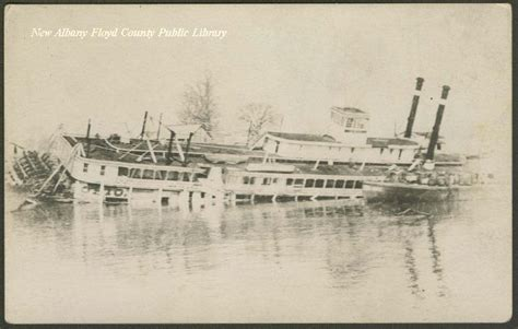 Pontoon Boat Sinks In Ohio River by 401 Best Images About Steamboats On Rivers