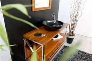 Meuble De Salle De Bain Haut De Gamme : meuble haut de gamme pour salle de bain lozzoo ~ Melissatoandfro.com Idées de Décoration