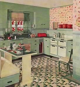 Küche Retro Stil : retro k chen designs 17 einrichtungstipps und ideen ~ Watch28wear.com Haus und Dekorationen