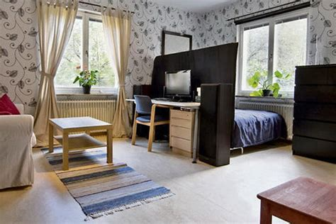 1 Zimmer Wohnung Clever Einrichten by 1 Raum Wohnung Einrichten