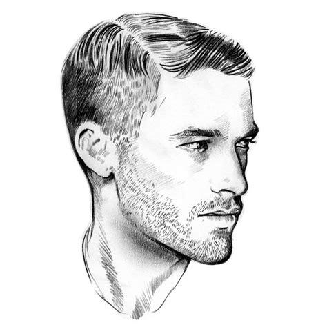 facial hair styles  man