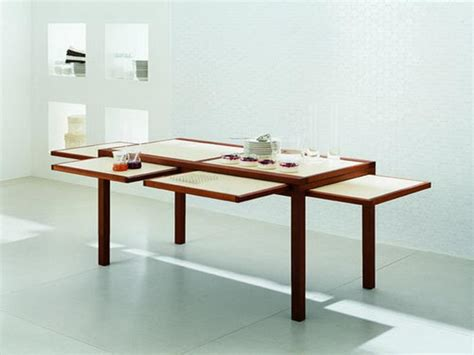 Dining Room Expandable Dining Table For Small Spaces