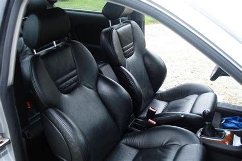siege recaro occasion montage sièges recaro cuir sur a3 audi mécanique