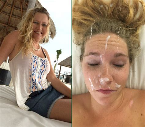 Before And After The Big Facial Wifebucket Offical