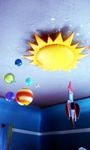 ikea sun light rocket ship and planets smila sol ceiling ikea children s ministry