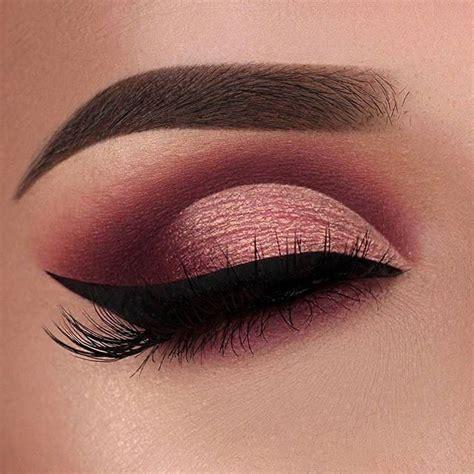 cut crease  red cutcrease     eye