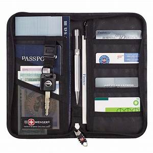 travel document wallet With best travel document wallet