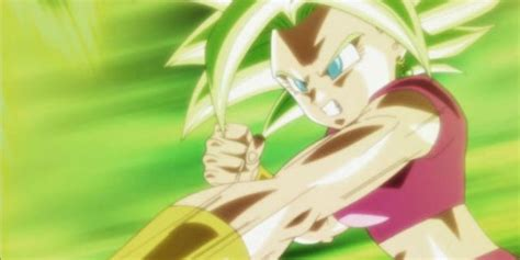 super saiyan  kefla  awesome  dragon ball super