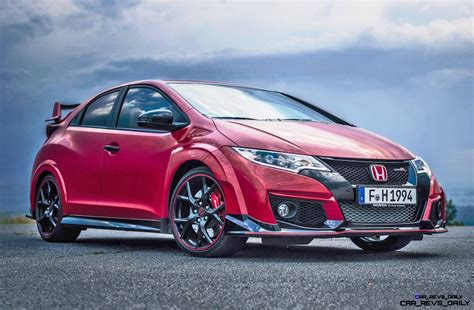 Type R by 2015 Honda Civic Type R