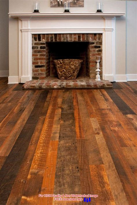 wood floors distressed wood flooring for your home acadian house plans