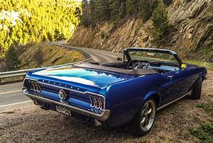 1967 Ford Mustang Convertible Automatic Fully Restored!