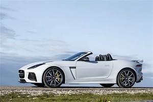 Jaguar F Type Cabriolet : 2017 jaguar f type svr first drive review automobile magazine ~ Medecine-chirurgie-esthetiques.com Avis de Voitures