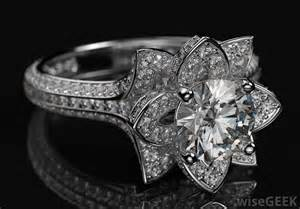 different types of wedding rings what are the different types of engagement rings