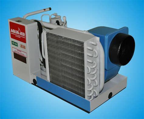 Marine Air Conditioner Aqua Btuh Digital