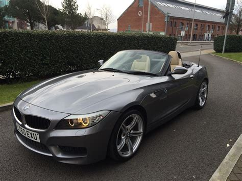 Used 2010 Bmw Z4 Roadster Z4 Sdrive23i M Sport Roadster