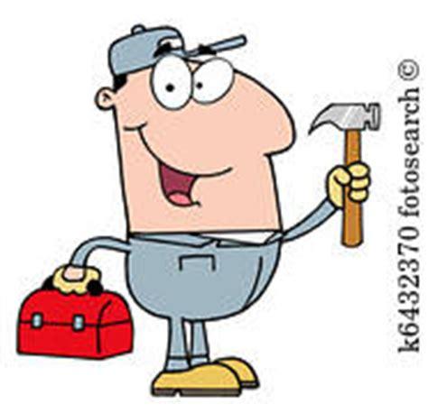 Werkzeugkiste Clipart Illustrationen 6286 Werkzeugkiste