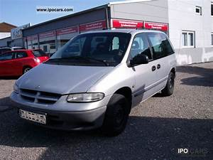 Batterie Chrysler Voyager 2 5 Td : 2001 chrysler voyager 2 5 td family car photo and specs ~ Gottalentnigeria.com Avis de Voitures
