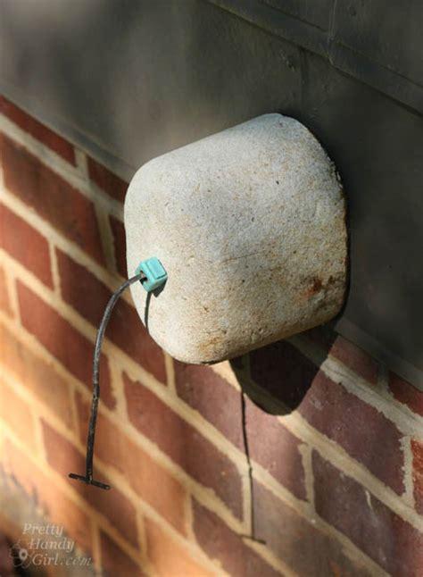 protecting spigots  frozen burst pipes