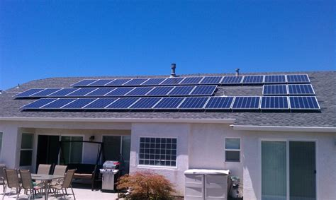 solar panels on houses an update on my solar power project results show why i
