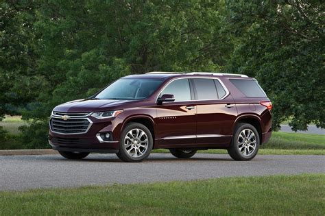 2018 Chevrolet Traverse Premier First Drive Review