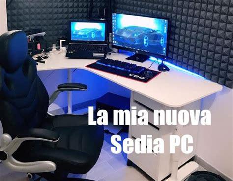 sedia pc sedia pc gaming ergonomica di design elegante quale
