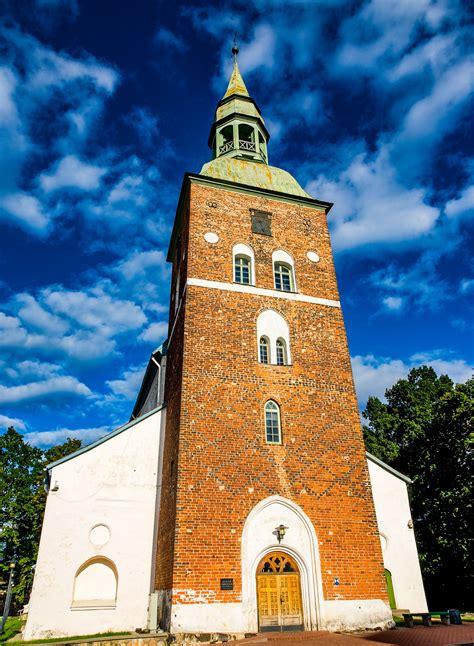 Latvia, Valmieras Prov, Church, 2010, IMG_1641 : Jeff Shea