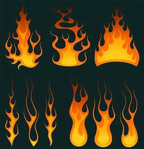 Fire flames designs | Art Bra Inspiration | Pinterest ...