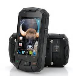 Inch Dual Core Android Ruggedized Phone