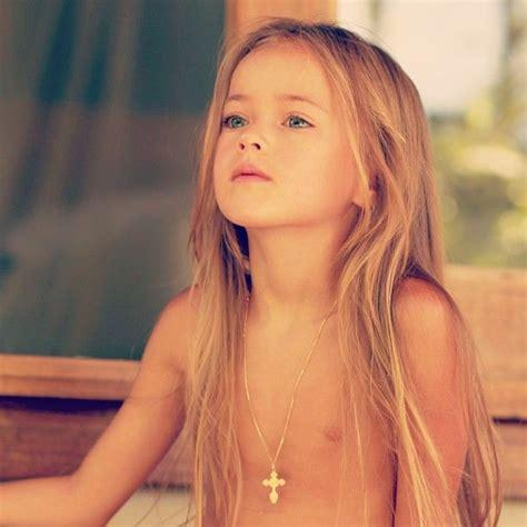 Sizce De Dünyanın En Güzel Kızı Kristina Pimenovamı