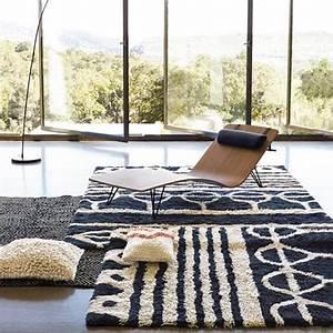 Tapis En Solde : tapis en laine style berb re am pm en solde chez la redoute ~ Teatrodelosmanantiales.com Idées de Décoration