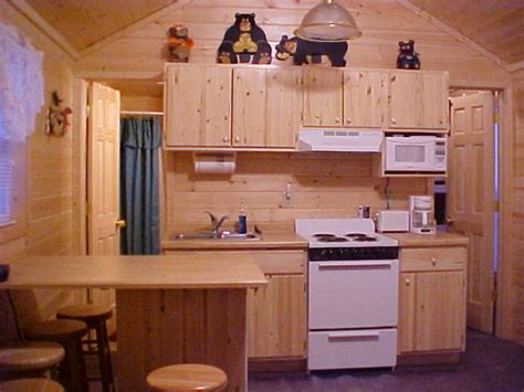 Cabins Camping And Rv Park On Devils