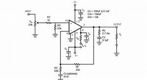 Lm3886 Stereo Amplifier Circuit