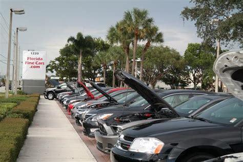 Car Dealerships Fl by Florida Cars West Palm Fl 33409 6015 Car