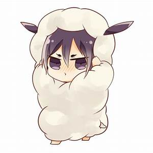 hanamiya, sheep, chibi | kittens, puppies, etc (hq, knb ...