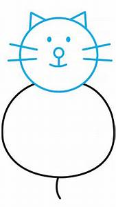How To Draw A Cat For Kids | www.pixshark.com - Images ...