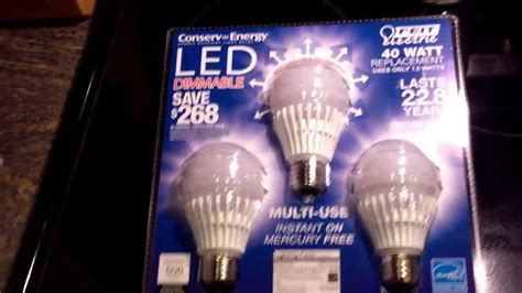 review feit dimmable led light bulbs 3 pack 40w