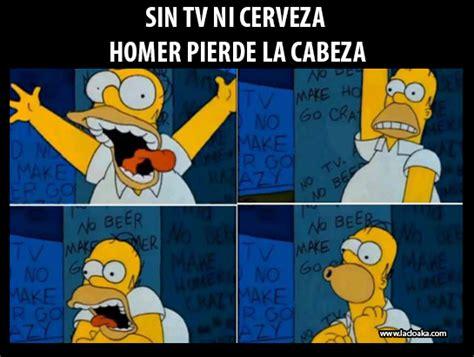 Memes de los Simpson Imagenes chistosas