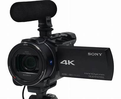 Vlogging Camcorder 4k Vlog Camera Sony Camcorders