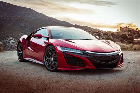 Acura Sports Car Wallpapers (58 Wallpapers)
