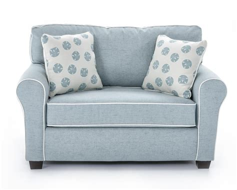home furnishings shannon cte chair bed twin sofa