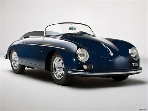 porsche 356 cabriolet 1956 porsche 356a 1600 speedster gallery supercars net