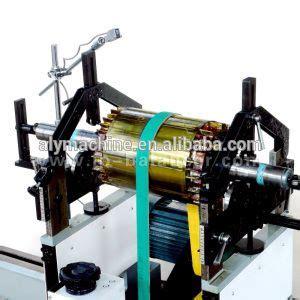 Electric Motor Balancing by Best Price Electric Motor Rotor Balancing Machine Yyq 50a